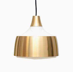 Danish Pendant Lamp, 1970s