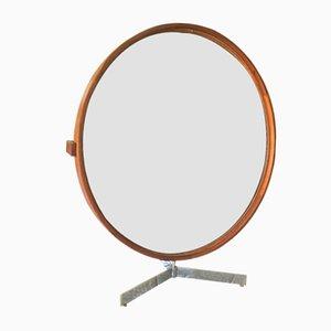 Table Mirror by Uno & Östen Kristiansson for Luxus, 1960s