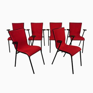 Occhio TG Chairs by Roel Vandebeek for Drisag, 2008, Set of 6