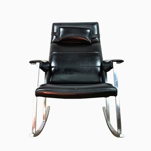 Rocking Chair Mid-Century d'Avanti
