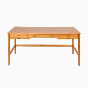 Cherry Wood Desk by Rigmor Andersen, 1960s