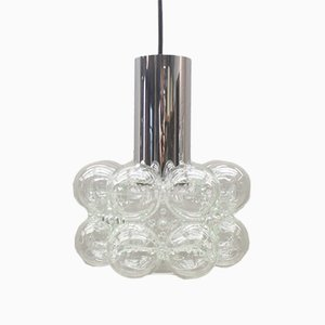 Bubble Ceiling Lamp by Helena Tynell for Limburg, 1960s