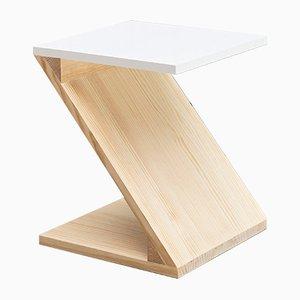 Tables Gigognes Modèle Zoo Basic_White de Mayice
