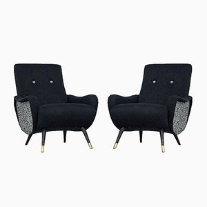 Lounge Chairs, 1956, Set of 2