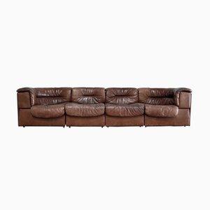 Vintage Modular Sofa Set from de Sede, 1970s