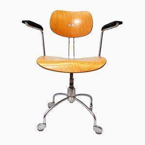 SE 40 Chair by Egon Eiermann for Wilde & Spieth, 1960s