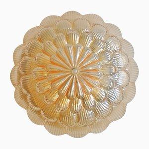 Wandlampe oder Deckenlampe , 1970er