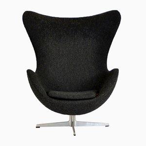 Egg Chair by Arne Jacobsen for Fritz Hansen, 1950s