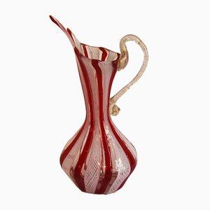 Mid-Century Murano Vase from Egidio Costantini, Fucina Degli Angeli Murano