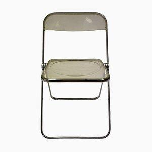 Plia Folding Chair by G. Piretti for Castelli, 1975