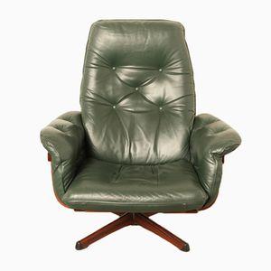 Swedish Lounge Chair from Göte Möbler, 1970s