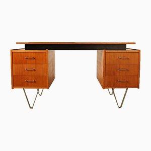 Niederländischer Schreibtisch aus Teakholz von Cees Braakman für Pastoe, 1960er