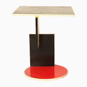 Mid-Century Divan Table by Gerrit Thomas Rietveld, 1960s