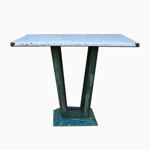 Industrial Garden Table, 1960s