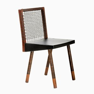 Supa Dining Chair in Color by Mabeo Studio