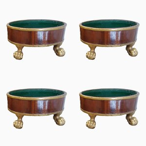 Antique Planters, 1820s, Set of 4