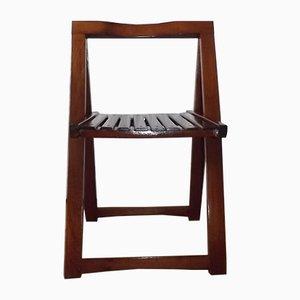 Chaise Pliante par Aldo Jacober pour Alberto Bazzani, Italie, 1960s