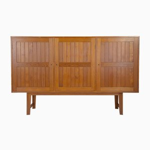 Dänisches Vintage Teak Sideboard von Kurt Ostervig für Vamo Möbelfabrik