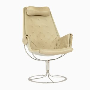 Mid-Century Jetson Lounge Chair by Bruno Matsson for Dux