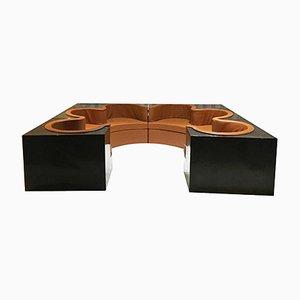 Vintage Safari Sofa von Archizoom für Poltronova