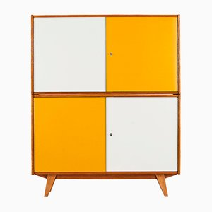 Vintage Stackable Sideboards by Jiri Jiroutek for Interier Praha, 1960s, Set of 2