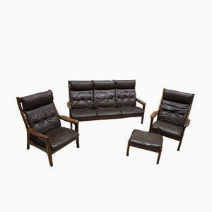 Teak Living Room Set from Thams, 1960s