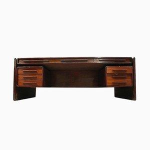 Palisander Schreibtisch von Svend Dyrlund, 1970er
