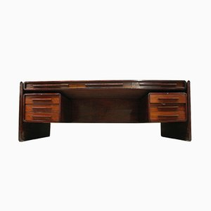 Rosewood Desk from Svend Dyrlund, 1970s