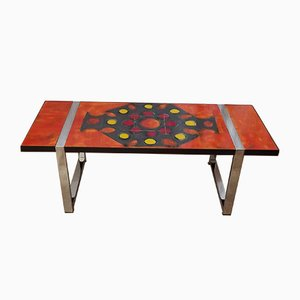 Coffee Table by Juliette Belarti, 1960s