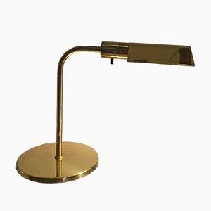Vintage Desk Lamp By G.W. Hansen For Metalarte, 1960s