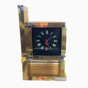 Vintage Clock by Willy Rizzo for Lumica
