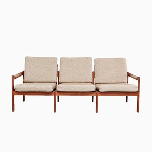 Vintage Teak Sofa by Illum Wikkelsø for Eilersen