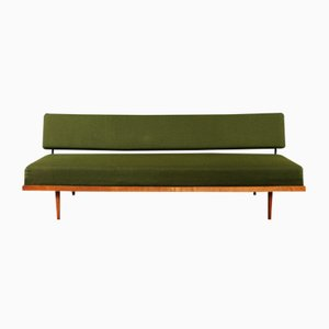 Daybed in Beech by Florence Knoll Bassett, 1958