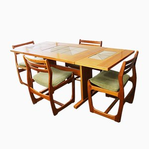 Mid-Century Dining Set from Portwood, 1960s