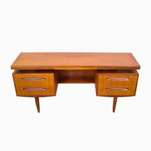 Fresco Teak Desk by Victor Wilkins for G-Plan, 1960s