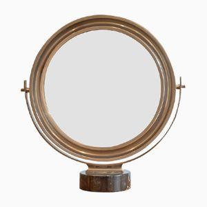 Narcisso Table Mirror by Sergio Mazza for Artemide, 1966