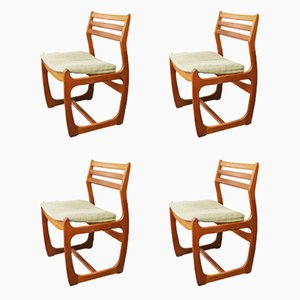 Dining Chairs from Portwood, 1960s, Set of 4