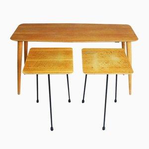 Mid-Century Modern Nesting Tables, 1960s
