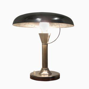 Bauhaus Chrom Tischlampe, 1930er