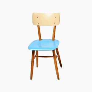 Chaise de Salon Bleue de TON, 1960s