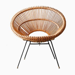 Bambus Stuhl von Janine Abraham und Dirk Jan Rol, 1960er