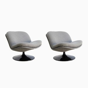 F504 Lounge Chairs by Geoffrey Harcourt for Artifort, 1960s, Set of 2