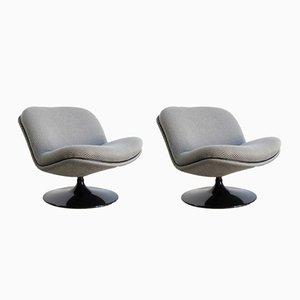 F504 Sessel von Geoffrey Harcourt für Artifort, 1960er, 2er Set