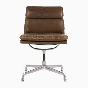 Sedia da ufficio EA205 di Charles & Ray Eames per Herman Miller, anni '70