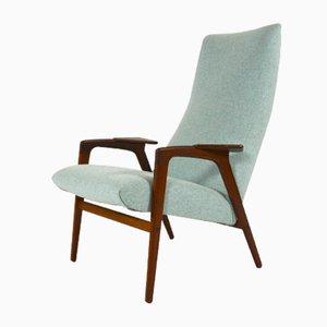 Vintage Ruster Stuhl von Yngve Ekström für Pastoe