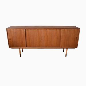 Dänisches Vintage Teak Sideboard von Westergaard Møbelfabrik, 1960er