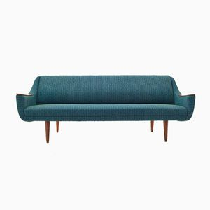Norwegian Turquoise Daybed, 1960s