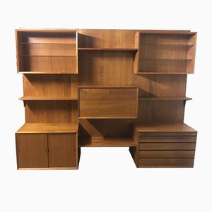 Vintage Royal System Modular Wall Unit by Poul Cadovius for Cado