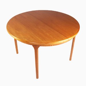 Mid-Century Extendable Dining Table from McIntosh, 1970s