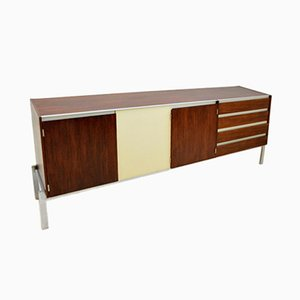 Vintage Dutch JDL 255 Sideboard by Kho Liang le & Wim Crouwel for Fristho